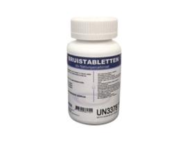 Bruistabletten (waterstofperoxide)
