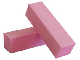 Block Buffer Pink