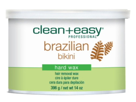 Clean and Easy Brazilian wax