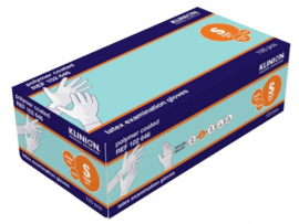 Klinion Handschoen - Latex -Small