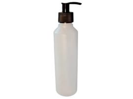 Flesje helder + spraydop