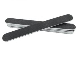 Nagelvijl - Zwart  100/180