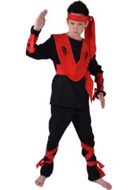 Ninja kid, bloes, broek