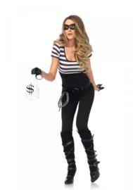 Bank robbin' bandit