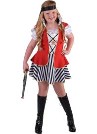 Meisje Kapitein Hook