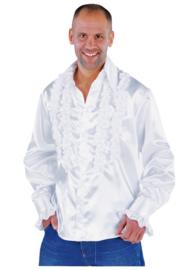 Rouches hemd