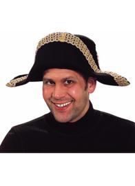 Hoed Napoleon luxe