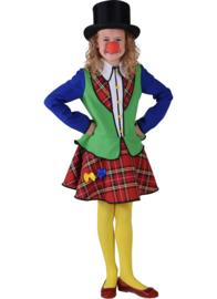 """Clown meisje """"Pipo"""""""