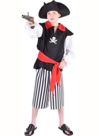 Piraat jongen