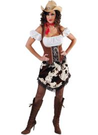 Cowgirl (koevel print)