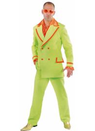 Suit fluor groen