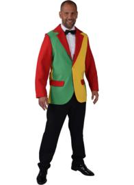 Colbert rood/geel/groen