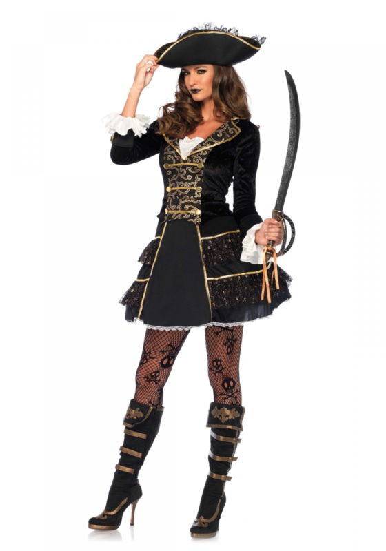 High Seas Pirate Captain