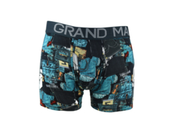 Grand Man Boxershort - Jeans - 3 Pack