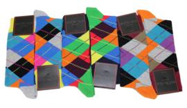 hippie sokken 5 paar