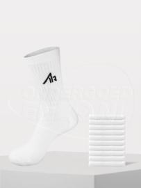 'AIR' sokken 10 pak wit nieuw