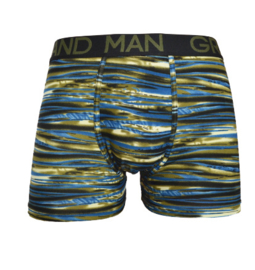 Grand Man Boxershort - Mist - 3 Pack
