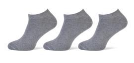 Pierre Cardin sneaker sokken grijs 9 paar
