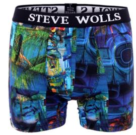 Steve Wolls® boxershort print Cuba