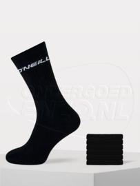 O'Neill - Sportsokken - Zwart - 6 Pack