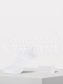 Pierre Cardin - Sneakersokken - Wit - 9 Paar