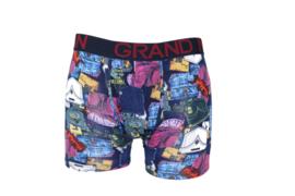 Grand Man Boxershort - Jeans - 3 Pack