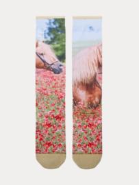StappHorse - Paardrijsokken - Flower Printed