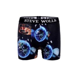 Steve Wolls® boxershort print Space