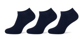 Pierre Cardin sneaker sokken blauw 9 paar