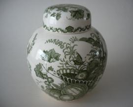 Grote gember pot, Mason's England, Fruit Basket