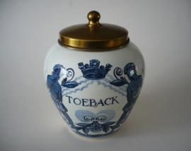 Toeback tabak, Goedewaagen Holland