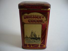 A.Driessen cacao, Rotterdam Holland