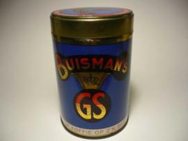Blikken busje Buisman's GS koffie