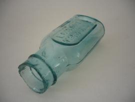 Antiek flesje, Edward Manwaring