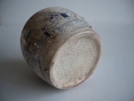 Antiek gember-potje