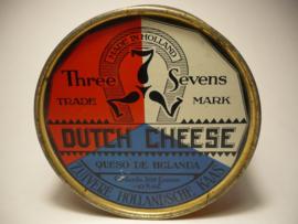 Kaasblikje, zuivere Hollandsche Kaas