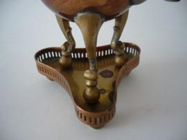 Kraantjeskan een miniatuur