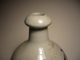 Antiek Japanse sake kruik
