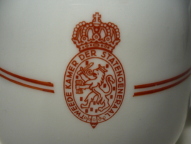 Melk kannetje Tweede Kamer der Staten-Generaal