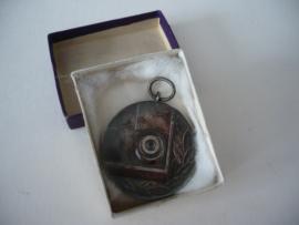 Schaak medaille, 1948-49, (verzilverd)