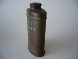 Foot powder Engels, WW2