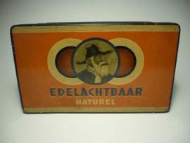 Antiek sigaren blik, Edelachtbaar naturel