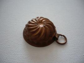 Kleine koperen tulband