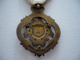zilveren medaille, stewart 1930