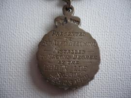 Zilveren medaille, Primo, Ebbor Lodge no 5302