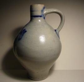 Keuls, steengoed kruik, drank-water