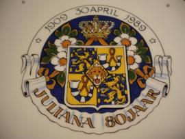 Wandbord Juliana