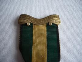 Zilveren medaille, Homerton lodge