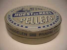 likje Meenk's 'hoest en keel pellets'