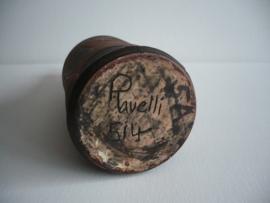 Bijzondere vaas van Jaap Ravelli